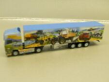 ** Herpa 066167 Scania R TL Box Semitrailer Herpa Weltgeschichte  1:160 N Scale