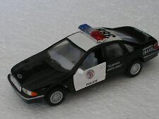 1/43rd  CHEVROLET CAPRICE AMERICAN POLICE CAR.