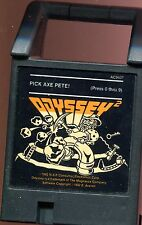 Pic Axe Pete! (Odyssey2/Videopac, 1978)