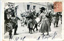 CP Militaria - Grandes Manoeuvres de l'Est 1905