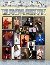 Martial Directory 2014 B/W : International Martial Arts Guide by Allen...