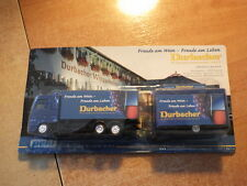 CAMION / TRUCK / LKW TRAILER DURBACHER WEIN VINE VIN NEW in box