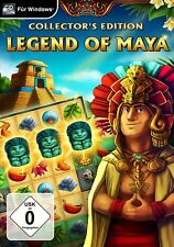 LEGEND OF MAYA - EDITION DE COLLECTION PC NEUF + emballage d'origine