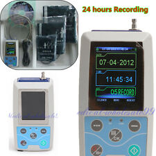 USA Ambulatory Blood Pressure Holter BP Pulse Rate Monitor +Software Analysis A+