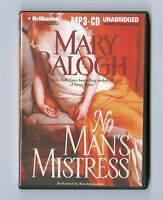 No Man's Mistress by Mary Balogh - MP3CD - Audiobook