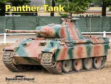NEW! Panther Tank in Action, German WW2 (Squadron Signal 12059)