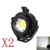 2pcs 30W LED Work Light Spot Lamp Offroad Car Truck Boat ATV SUV 12V Lights Lamp