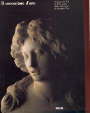 IL CONOSCITORE D'ARTE.  ANDREA BACCHI ELECTA 1989