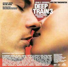 DEEP TRAIN 3 =  Jean F. Cochois AKA The Timewriter = CD = DEEP HOUSE TECH DUB