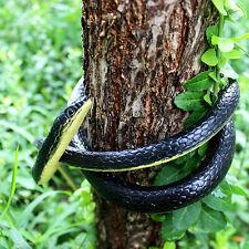 Realistic Rubber Snakes Scary Gag Gift Funny Prank Joke Toy Snake for Child kE