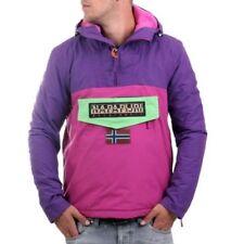 Cappotti e giacche da uomo con cappucci marca Napapijri s