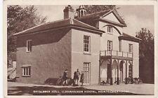 Bryn Aber Hall, Youth Hostel, LLANRHAIADR YM MOCHNANT, Montgomeryshire