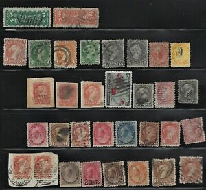 Classic Canada Stamp Collection (A2962)