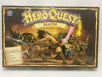 Heroquest Master von MB Games Workshop Fantasy Abenteuerspiel guter Zustand RAR