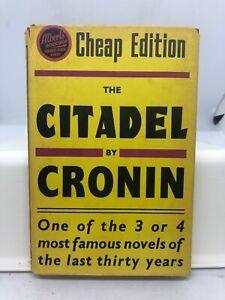 The Citadel by AJ Cronin (Hardcover 1961)