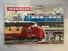 Catalogue Marklin 1965 1966 Complet en FRANCAIS