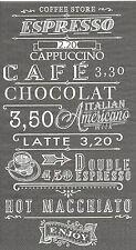 1 Di Tovaglioli Cena in Carta caffè Cappuccino Taglio carta Tovaglioli Coffee