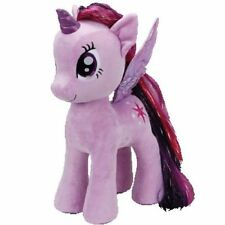 TY Beanie Babies My Little Pony Twilight Sparkle Stuffed Collectible Plush Toy