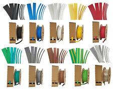 Schrumpfschlauch Minibox 2:1 / 3:1 / 4:1 in vielen Farben