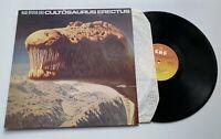 Blue Oyster Cult Cultosaurus Erectus Vinyl Album Record LP CBS CBS 86120