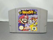 Super Smash Bros Nintendo 64(N64) UK PAL Cartridge Only Tested Working FREE POST