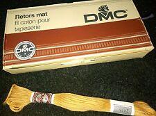 ECHEVETTRE DMC RETORS Mat N°4 -  2436 - FIL COTON POUR TAPISSERIE OU BRODERIE.
