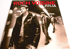"""ROCH VOISINE - CD SINGLE """"JULIA"""" - NEUF SOUS BLISTER"""