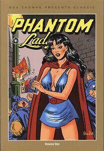 Roy Thomas Presents Phantom Lady #1 Softie