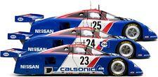 Exoto 1:18 | HOLIDAYS SPECIAL | 1989 Nismo Nissan R89C | Works Team | # BND22029