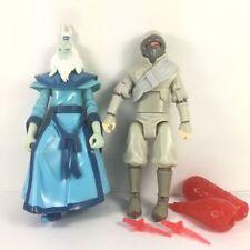 2Pcs Avatar zuko & BLUE SPIRIT ROKU the last airbender arctic stealth figure toy