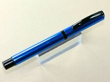 ONLINE VISION MAGIC FOUNTAIN PEN IN BLUE WITH FINE STEEL NIB BRAND NEW