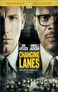 Brand New WS DVD Changing Lanes Ben Affleck Samuel L. Jackson Kim Staunton