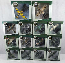 14 Boxed Oxford Aviation Diecast Model Aeroplanes, Aircraft, Large Collection