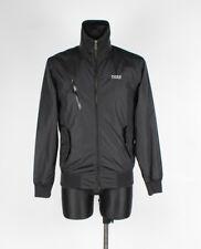 Peak Performance Spring Men Black Jacket Size S, Genuine