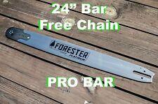 """24"""" Forester Platinum Pro Tip Bar,3/8"""" pitch,050 gauge,84 link,Fits Large Husky"""