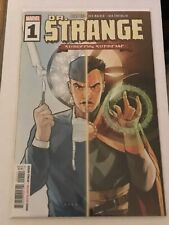 DOCTOR STRANGE SURGEON SUPREME #1 mark waid ken walker 2020 marvel comics
