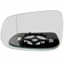 Left Passenger side for Volvo V60 10-18 wide angle heated wing mirror glass