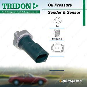 Tridon Oil Pressure Light Switch for Audi A4 A6 A7 Q7 A5 A6 Allroad A8 Q5