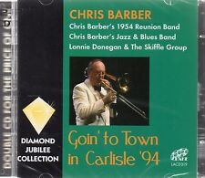 Chris Barber - Goin' to Town in Carlisle '94 (brand new double CD 2013)