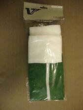 Verde Y Blanco Fútbol calcetines por vandanel BNWT Uk 7 - 11