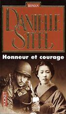 DANIELLE STEEL / HONNEUR ET COURAGE / POCKET
