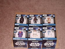 MEDICOM STAR WARS KUBRICK DX4 SERIES 4 SET OF SEVEN