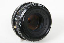 Pentax a Smc 50mm F 1.7 Obiettivo - Focus Manuale