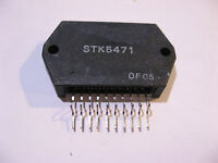 Sanyo STK5471 Multi Voltage Regulator IC NOS Qty 1