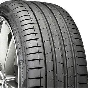 Pirelli P Zero (PZ4) 245/45R20 103W XL Performance Run Flat Tire