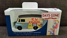 Lledo Days Gone Morris LD150 Van Grey/Beige TV Comic DG071021 MINT