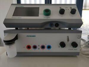 Elektrotherapiegerät Physiomed Ionoson EXPERT 2 mit Physiovac, Kombinationsgerät
