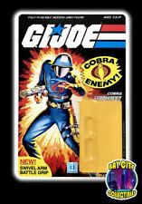 ~1983 G.I. Joe / Cobra ~ Cobra Commander Restoration cardback kit!