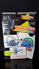 Vintage 1992 Kenner Aliens Colorblaster Stencil Designs