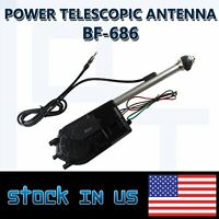 Amplify Power Booster Electric Aerial AM//FM Radio Cars Autos Antenna Replace